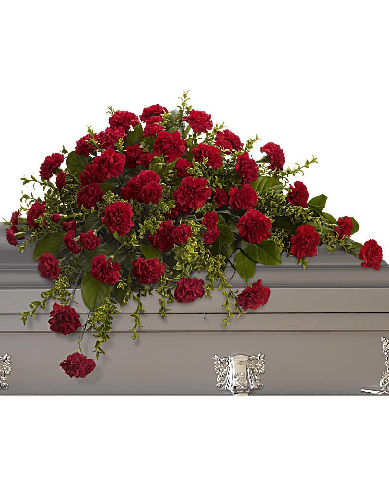 Gerbe De Cercueil Admiration