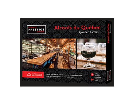 Coffrets Prestige – Alcools Du Québec