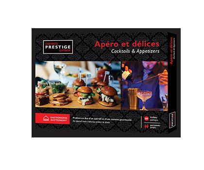 Coffrets Prestige – Apéro & Délices