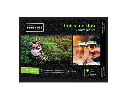 Coffrets Prestige – Loisir En Duo