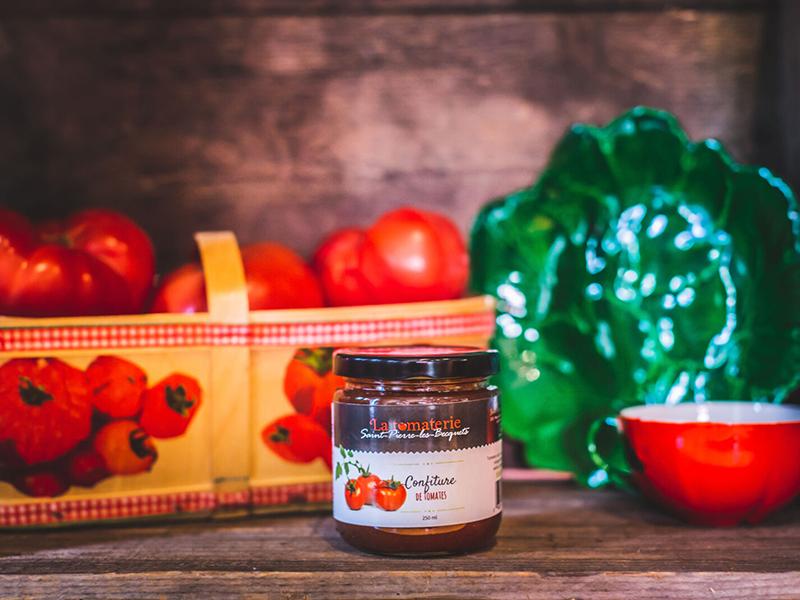 Confiture De Tomates – 250 ML