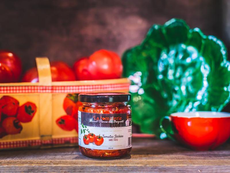 Tomates Séchées – 250 ML