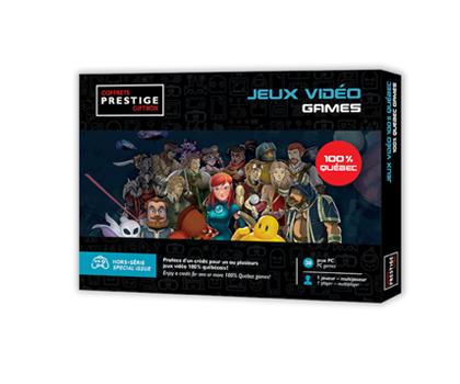 Coffrets Prestige – Jeux Vidéos