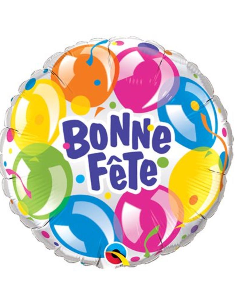 Ballon Bonne Fête