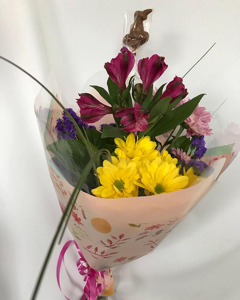 Bouquet Fleurs & Chocolat