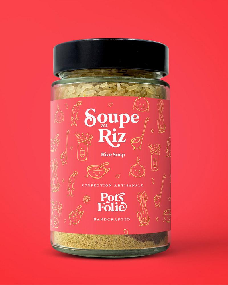 Soupe Au Riz